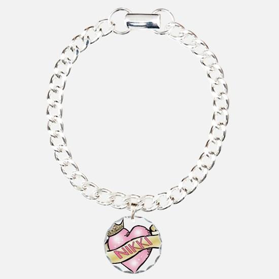 Sweetheart Nikki Custom Princ Bracelet