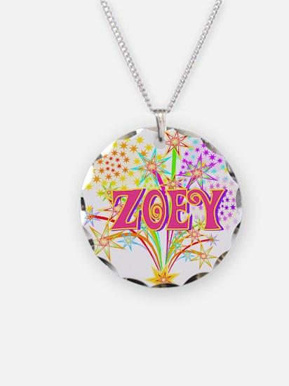 Sparkle Celebration Zoey Necklace