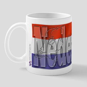 Silky Flag of the Nederlands Mug