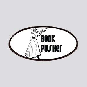 Book Pusher Patches