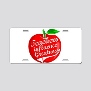 Teacher Gifts! Aluminum License Plate