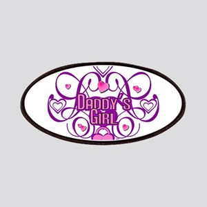 Daddy's Girl Pink/Fuschia Patches