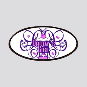 Daddy's Girl Purple/Pink Patches