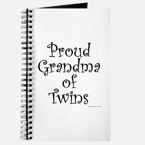 Proud Grandma of Twins Journal
