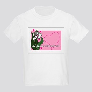 Lily of the Valley Be Mine Valentine T-Shirt
