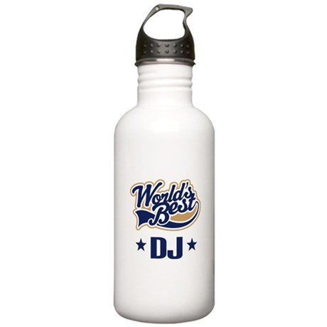 Dj Gift Stainless Water Bottle 1.0L