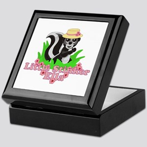 Little Stinker Ella Keepsake Box