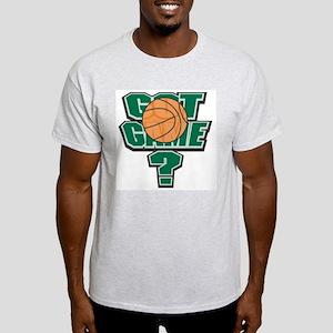GOT GAME? Ash Grey T-Shirt