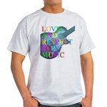 kuuma music 4 Light T-Shirt