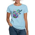 kuuma music 4 Women's Light T-Shirt