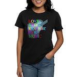 kuuma music 4 Women's Dark T-Shirt