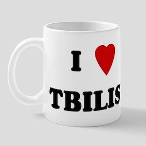 I Love Tbilisi Mug