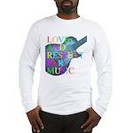 kuuma music 4 Long Sleeve T-Shirt