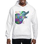 kuuma music 4 Hooded Sweatshirt