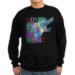 kuuma music 4 Sweatshirt (dark)