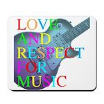 kuuma music 4 Mousepad