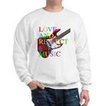 kuuma music 5 Sweatshirt