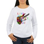 kuuma music 5 Women's Long Sleeve T-Shirt