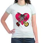 kuuma band 1 Jr. Ringer T-Shirt