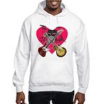 kuuma band 1 Hooded Sweatshirt