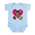 kuuma band 1 Infant Bodysuit