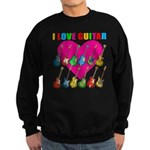 kuuma music 6 Sweatshirt (dark)