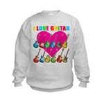 kuuma music 6 Kids Sweatshirt