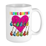 kuuma music 6 Large Mug