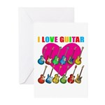 kuuma music 6 Greeting Cards (Pk of 10)