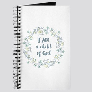 I AM a child of God Journal