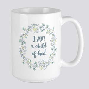 I AM a child of God Mugs