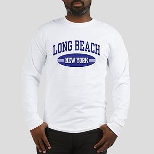 Long Beach New York Long Sleeve T-Shirt