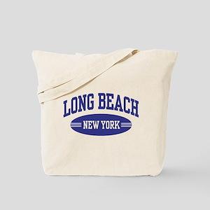 Long Beach New York Tote Bag