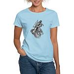 kuuma dragon music 1 Women's Light T-Shirt