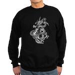 kuuma dragon music 1 Sweatshirt (dark)