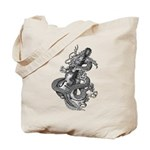 kuuma dragon music 1 Tote Bag