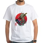 kuuma dragonguitar 3 White T-Shirt