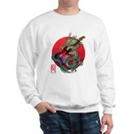kuuma dragonguitar 3 Sweatshirt