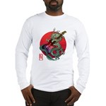 kuuma dragonguitar 3 Long Sleeve T-Shirt