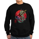 kuuma dragonguitar 3 Sweatshirt (dark)
