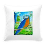 Flipping Birds Everyday Pillow