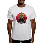 kuuma dragon drum 1 Light T-Shirt