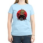kuuma dragon drum 1 Women's Light T-Shirt