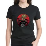 kuuma dragon drum 1 Women's Dark T-Shirt