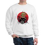 kuuma dragon drum 1 Sweatshirt