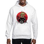 kuuma dragon drum 1 Hooded Sweatshirt