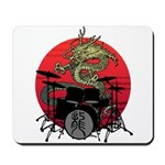 kuuma dragon drum 1 Mousepad