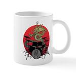 kuuma dragon drum 1 Mug