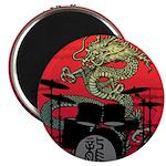 kuuma dragon drum 1 Magnet