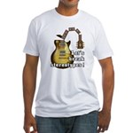 Let's break stereotypes ! Fitted T-Shirt